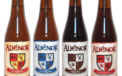 Bière artisanale Aliénor
