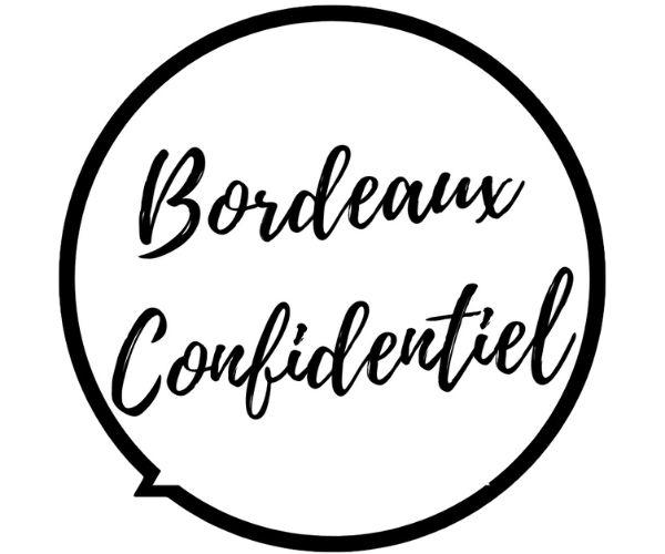 logo officiel de bordeaux confidentiel